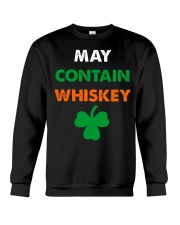 May Contain Whiskey Crewneck Sweatshirt thumbnail