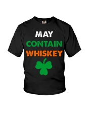 May Contain Whiskey Youth T-Shirt thumbnail