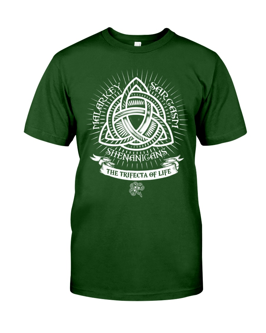 Trifecta of life Classic T-Shirt