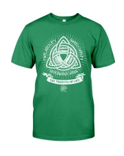 Trifecta of life Premium Fit Mens Tee tile