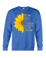 Irish Girls Sunshine Crewneck Sweatshirt thumbnail