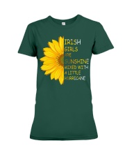 Irish Girls Sunshine Premium Fit Ladies Tee thumbnail