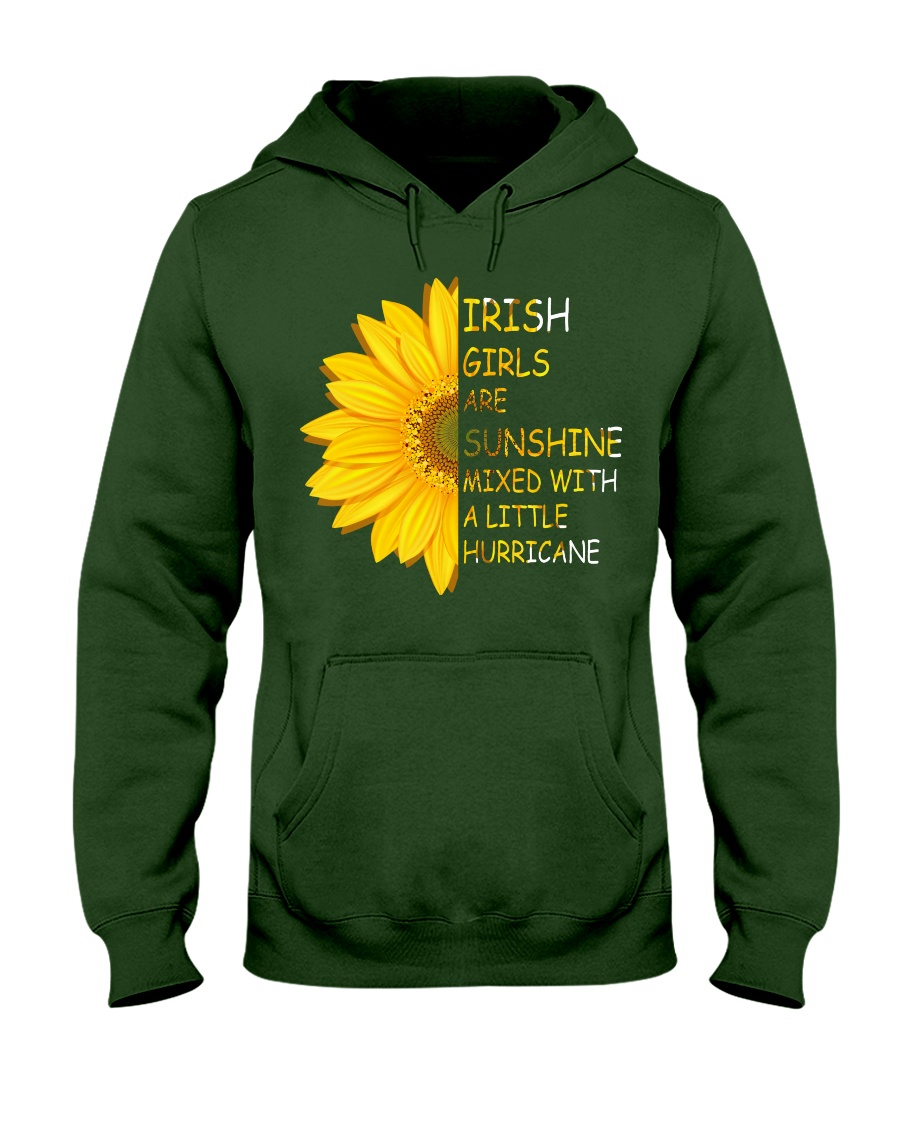 Irish Girls Sunshine Hooded Sweatshirt