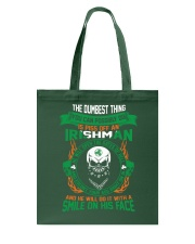 IrishMan Tote Bag tile