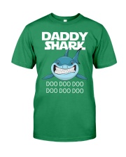 Daddy Shark Premium Fit Mens Tee thumbnail