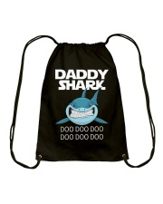 Daddy Shark Drawstring Bag thumbnail