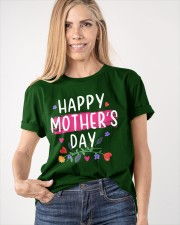 Happy Mother's Day 2021 For Mom And Women Classic T-Shirt apparel-classic-tshirt-lifestyle-front-100
