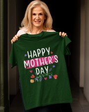Happy Mother's Day 2021 For Mom And Women Classic T-Shirt apparel-classic-tshirt-lifestyle-front-118