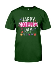 Happy Mother's Day 2021 For Mom And Women Classic T-Shirt front