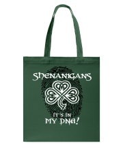 Shenanigans DNA Tote Bag thumbnail