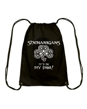 Shenanigans DNA Drawstring Bag thumbnail