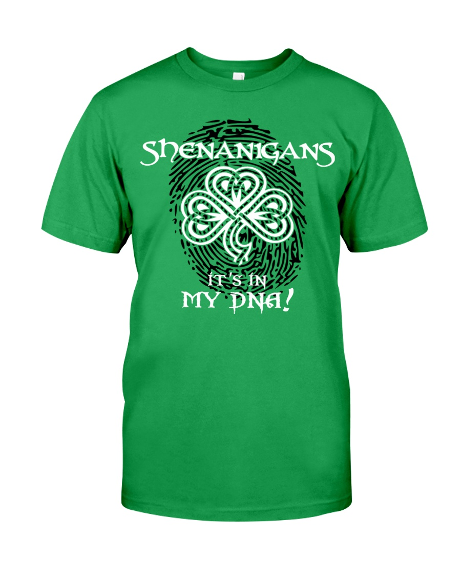 Shenanigans DNA Classic T-Shirt