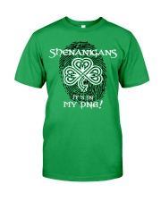 Shenanigans DNA Classic T-Shirt front