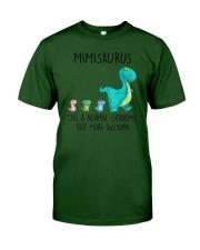 Mimisaurus like a normal grandma but more Classic T-Shirt front