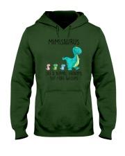 Mimisaurus like a normal grandma but more Hooded Sweatshirt thumbnail