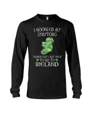 I Googled My Symptoms Ireland Long Sleeve Tee thumbnail