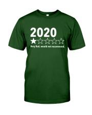 2020 Very Bad Classic T-Shirt thumbnail