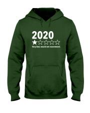 2020 Very Bad Hooded Sweatshirt front