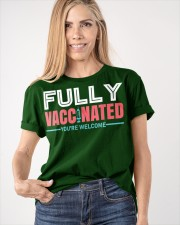 Vaccinated Classic T-Shirt apparel-classic-tshirt-lifestyle-front-100