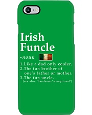 Irish Funcle Phone Case tile