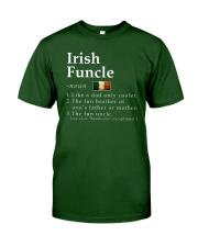 Irish Funcle Classic T-Shirt tile
