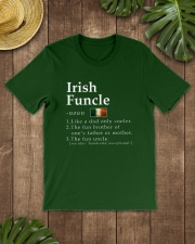 Irish Funcle Classic T-Shirt lifestyle-mens-crewneck-front-18