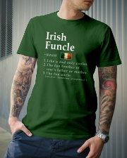 Irish Funcle Classic T-Shirt lifestyle-mens-crewneck-front-6