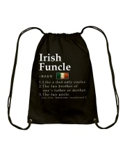 Irish Funcle Drawstring Bag tile