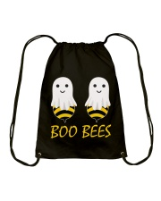 Boo Bees Couples Halloween Costume Funny Drawstring Bag thumbnail