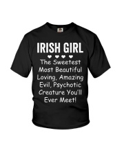 Irish Girl Youth T-Shirt thumbnail