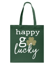 Happy Go Lucky Tote Bag thumbnail