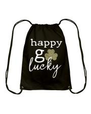 Happy Go Lucky Drawstring Bag thumbnail
