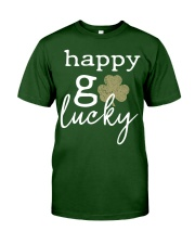 Happy Go Lucky Classic T-Shirt front