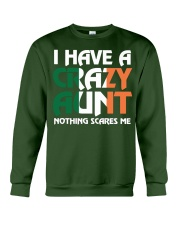 I have a crazy irish aunt Crewneck Sweatshirt thumbnail