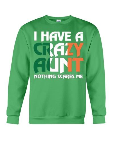 I have a crazy irish aunt