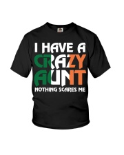 I have a crazy irish aunt Youth T-Shirt thumbnail