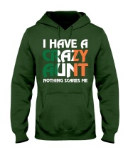 I have a crazy irish aunt Hooded Sweatshirt thumbnail