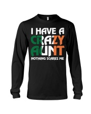 I have a crazy irish aunt Long Sleeve Tee thumbnail