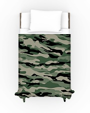 MILITARY DUVET COVER Duvet Cover - Twin aos-duvet-covers-68x88-lifestyle-front-01