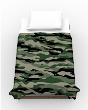 MILITARY DUVET COVER Duvet Cover - Twin aos-duvet-covers-68x88-lifestyle-front-02
