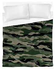 MILITARY DUVET COVER Duvet Cover - Twin front