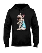I LOVE DAD Hooded Sweatshirt thumbnail