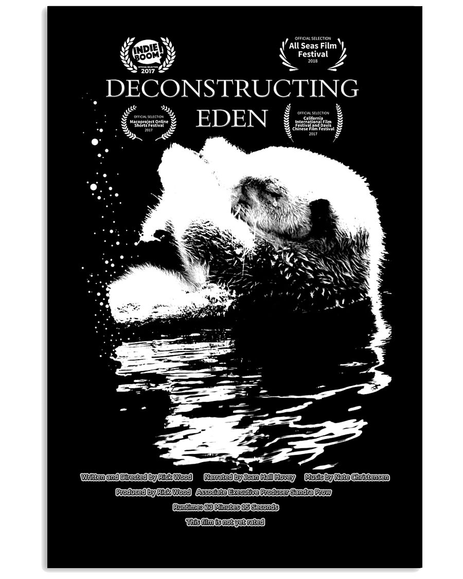 Deconstructing Eden Movie Poster OFFICIAL  16x24 Poster