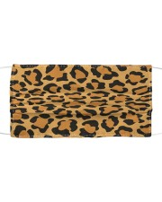Leopard Collection Cloth face mask thumbnail