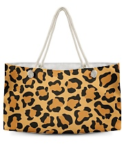 Leopard Collection Weekender Tote thumbnail