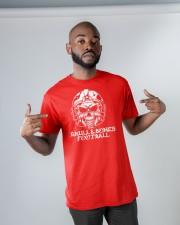 Skull and Bones Football Classic T-Shirt apparel-classic-tshirt-lifestyle-front-32
