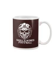 Skull and Bones Football Mug thumbnail