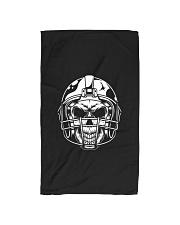 Skull and Bones Football Hand Towel thumbnail