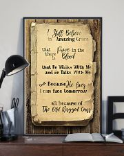 The Old Rugged Cross 11x17 Poster lifestyle-poster-2