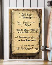 The Old Rugged Cross 11x17 Poster lifestyle-poster-4